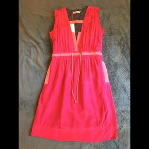 See by Chloe - Hot Pink Dress - Size 4